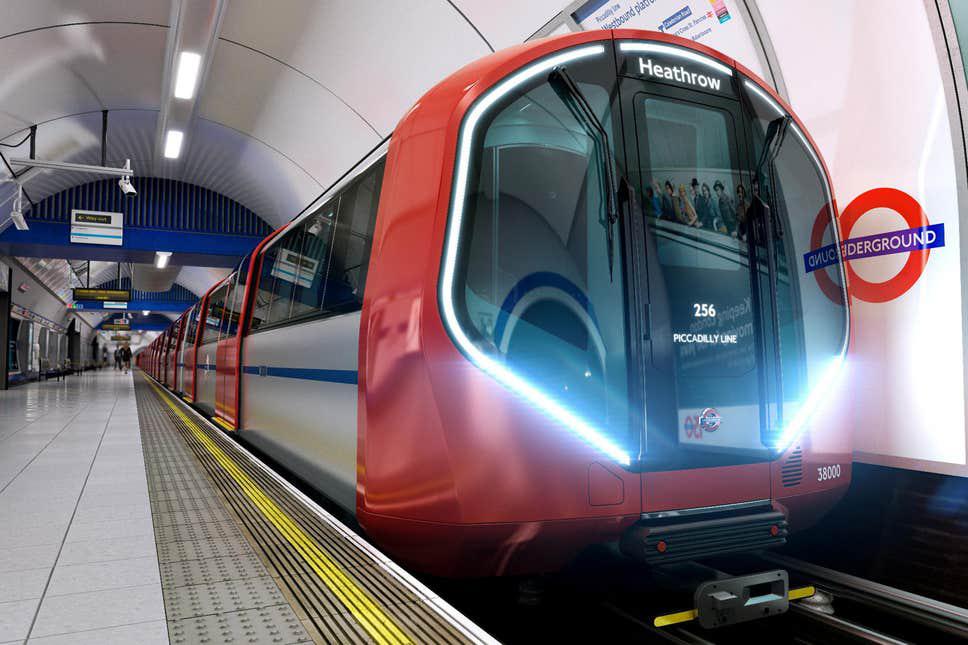Steve Garrard Limited - Elizabeth line
